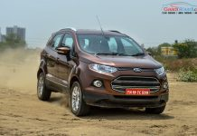 Ford Ecosport 1.5 L TDCI Engine