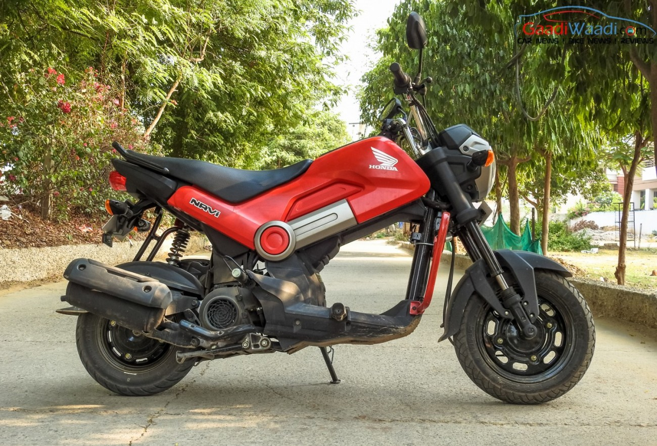 Honda Navi Go 125cc Expected Launch Date Price Details
