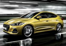 Hyundai-Avante-Elantra-Sport-Blazing-Yellow-Front-Three-Quarter.jpe