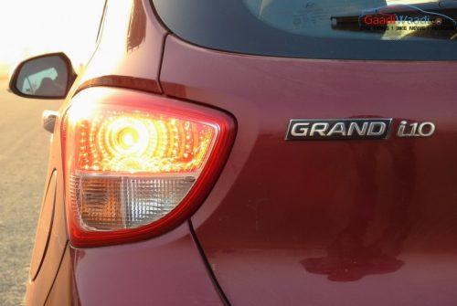 Hyundai Grand i10 taillamp