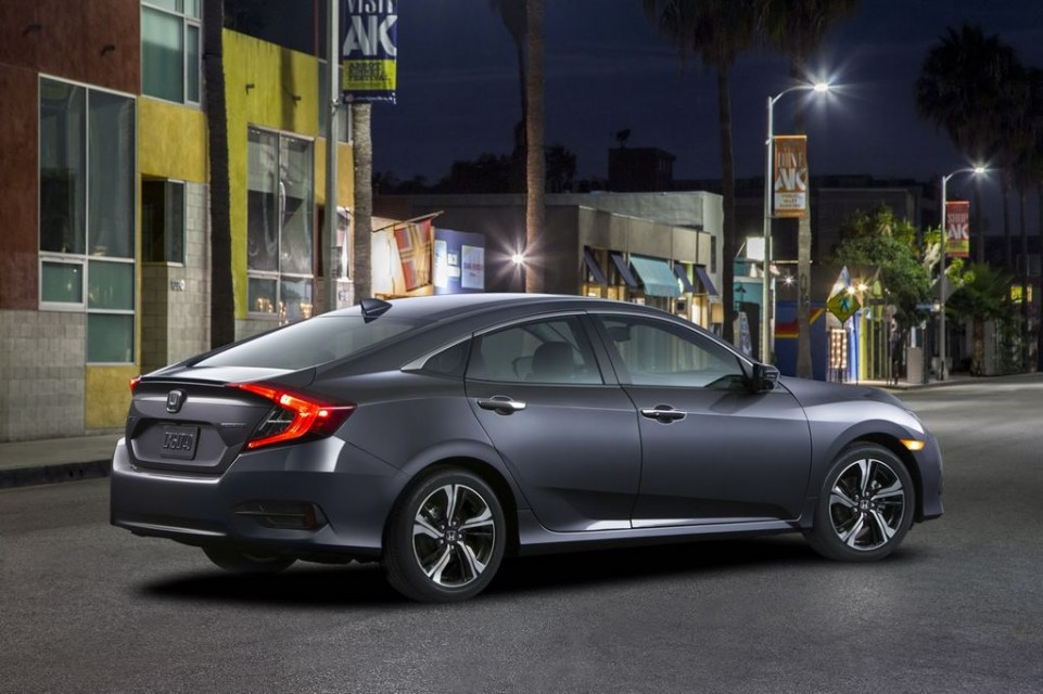 India-bound Honda Civic tenth generation 1