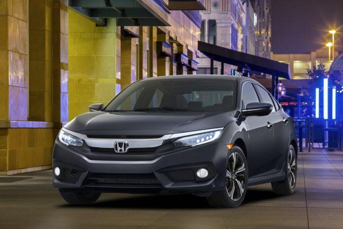 India-bound Honda Civic tenth generation
