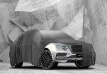 Mansory Bentayga Project Teased