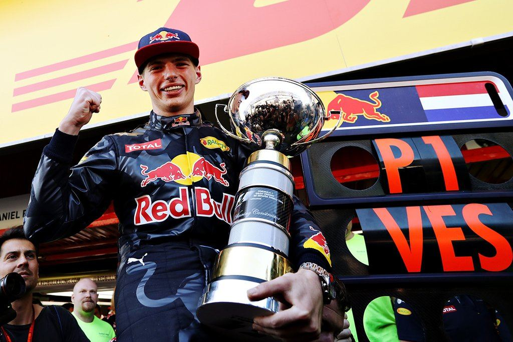 Max Verstappen Crowned as Youngest Ever F1 Race Winner 2