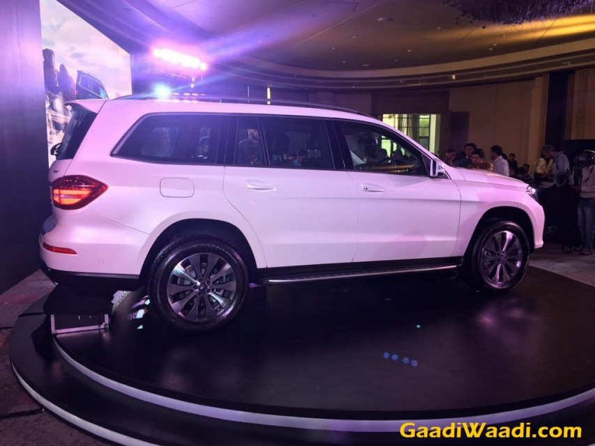 Mercedes-Benz GLS 350d Launched in India 10