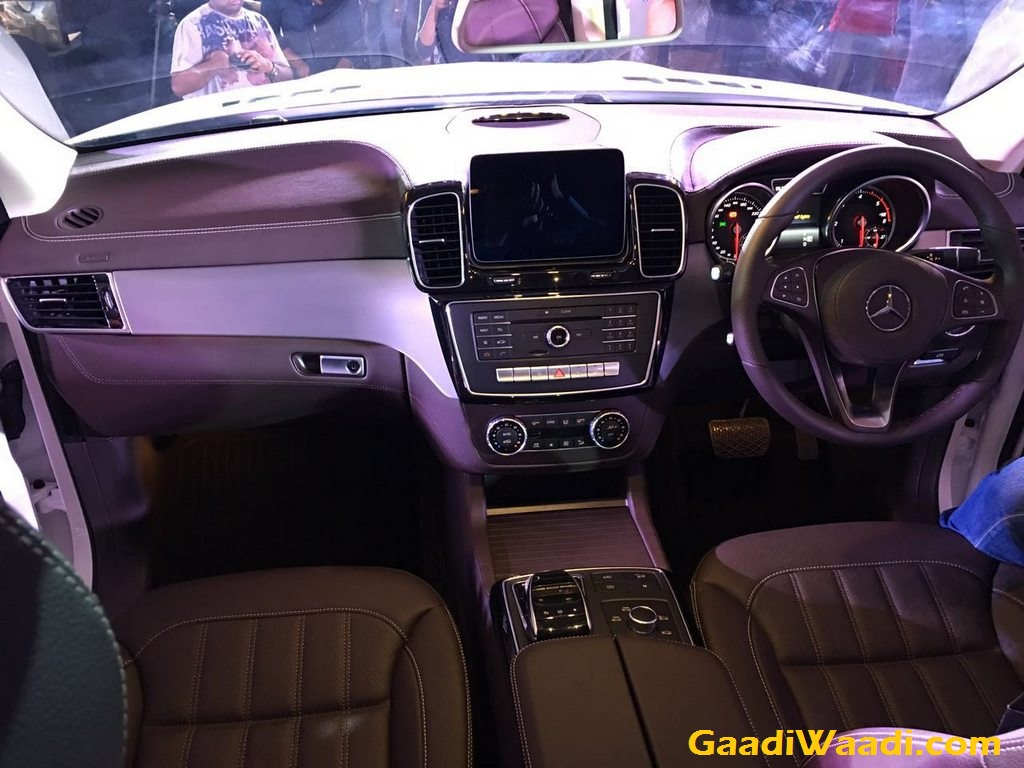 Mercedes benz gls 350d launched in india priced at rs 80 for Mercedes benz for sale in india