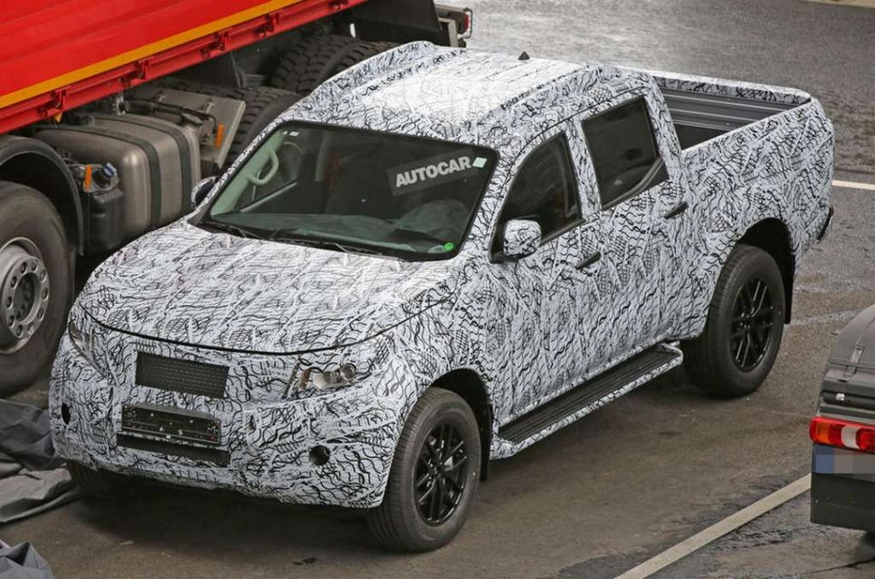 Also read: Mercedes Benz Pickup to be Showcased at Upcoming Paris Auto ...