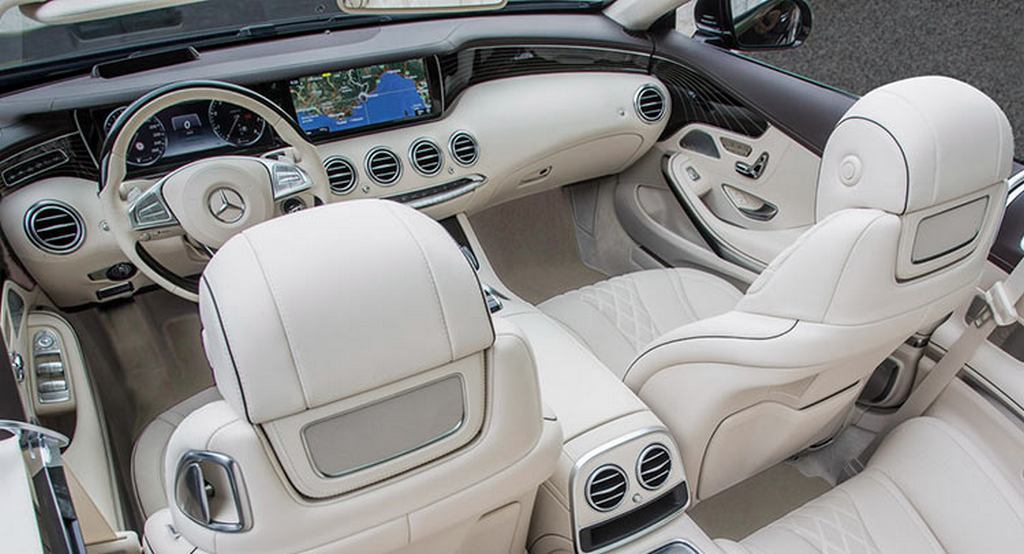 Mercedes Ordered to Disable Airscarf System 3
