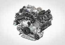 New Porsche V8 Petrol Engine Revealed