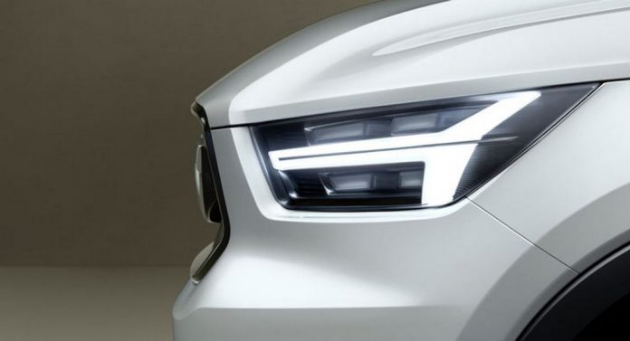 New Volvo V40 and XC40 Teased