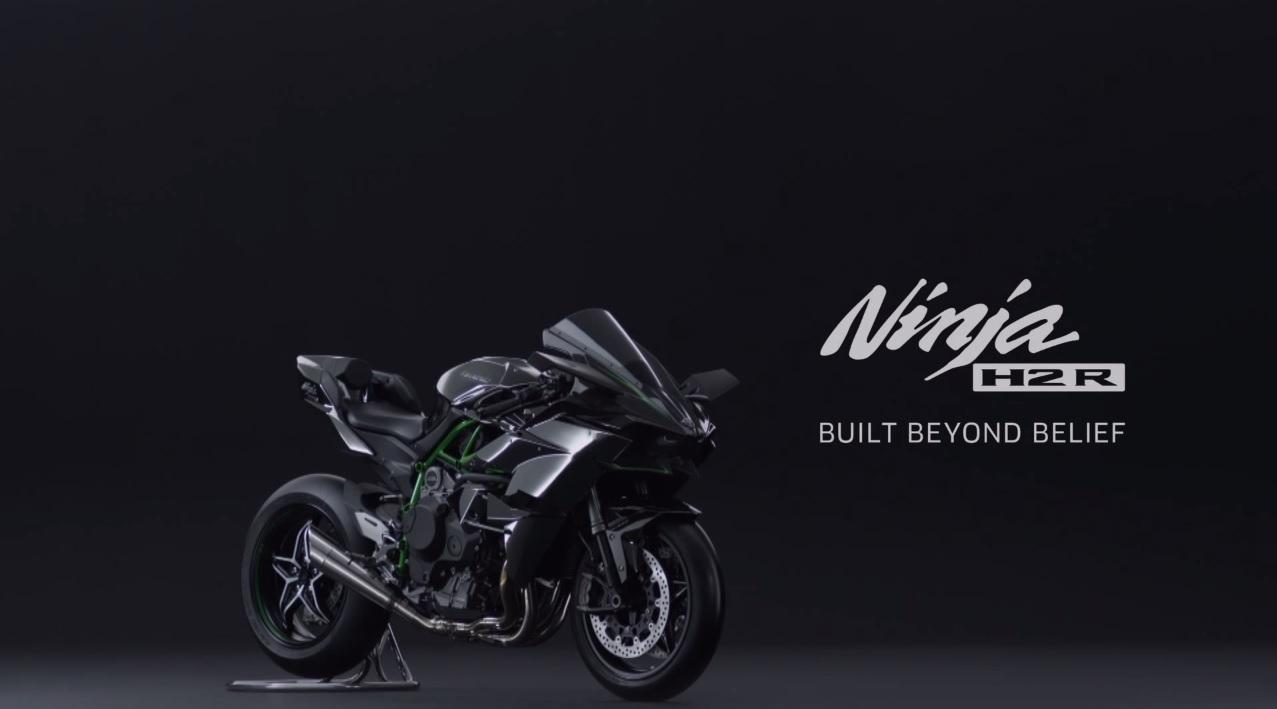 See The Kawasaki Ninja H2r Reaches 391 Kmph Video