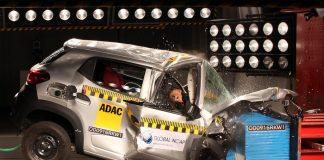 Renault Kwid Global NCAP Zero Rating