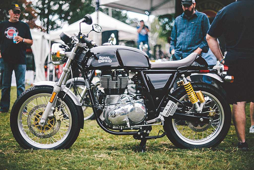 Royal Enfield North America Seeks Operational Expansion ...