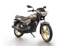 TVS Star City+ (TVS Star City 125 or TVS Victor 125)