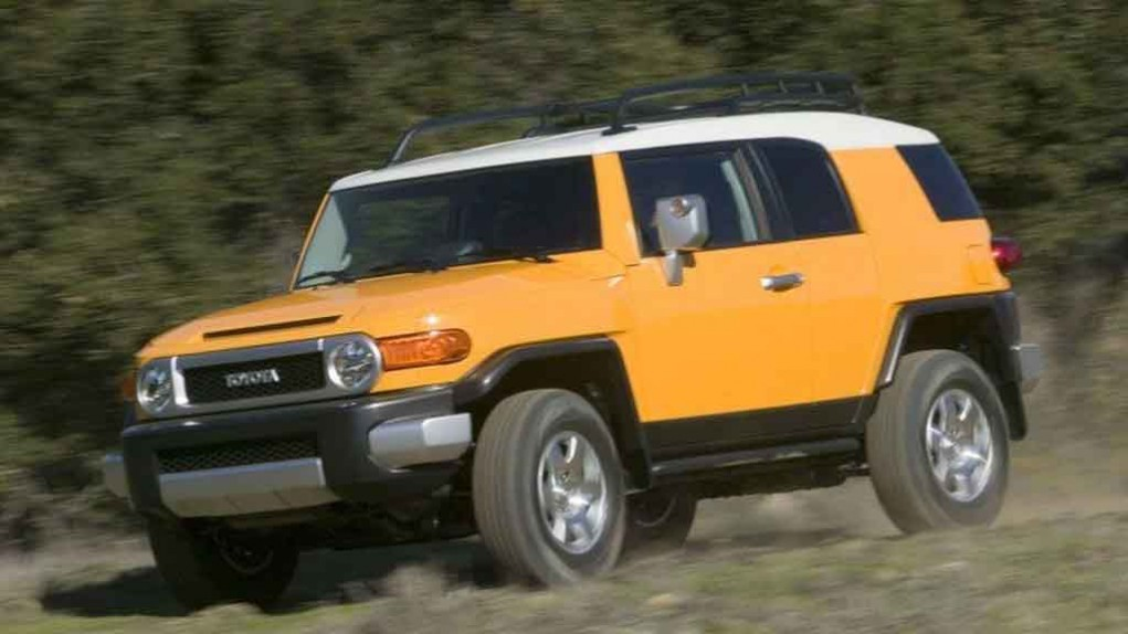 toyota discontinuing fj cruiser from august 2016. Black Bedroom Furniture Sets. Home Design Ideas
