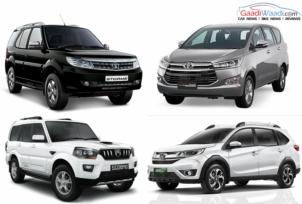 tata vs toyota Compare toyota rush vs honda br-v along with price, spaces, features, image gallery, specifications, mileage, colours, engine power and many more.