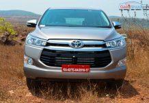 Toyota innova crysta pics