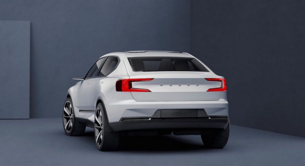Volvo Concept 40.1 and Concept 40.2