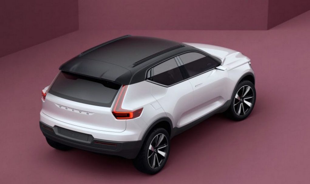 Volvo Concept 40.1 and Concept 40.2 revealed 2018 Volvo XC60