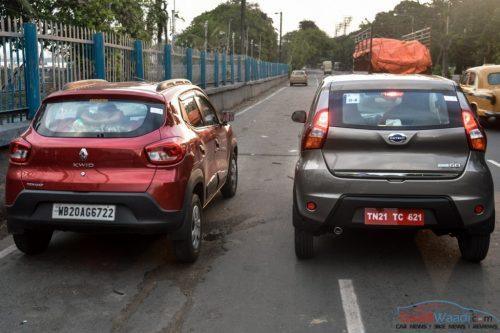 renault kwid vs Datsun Redigo Comparison-8