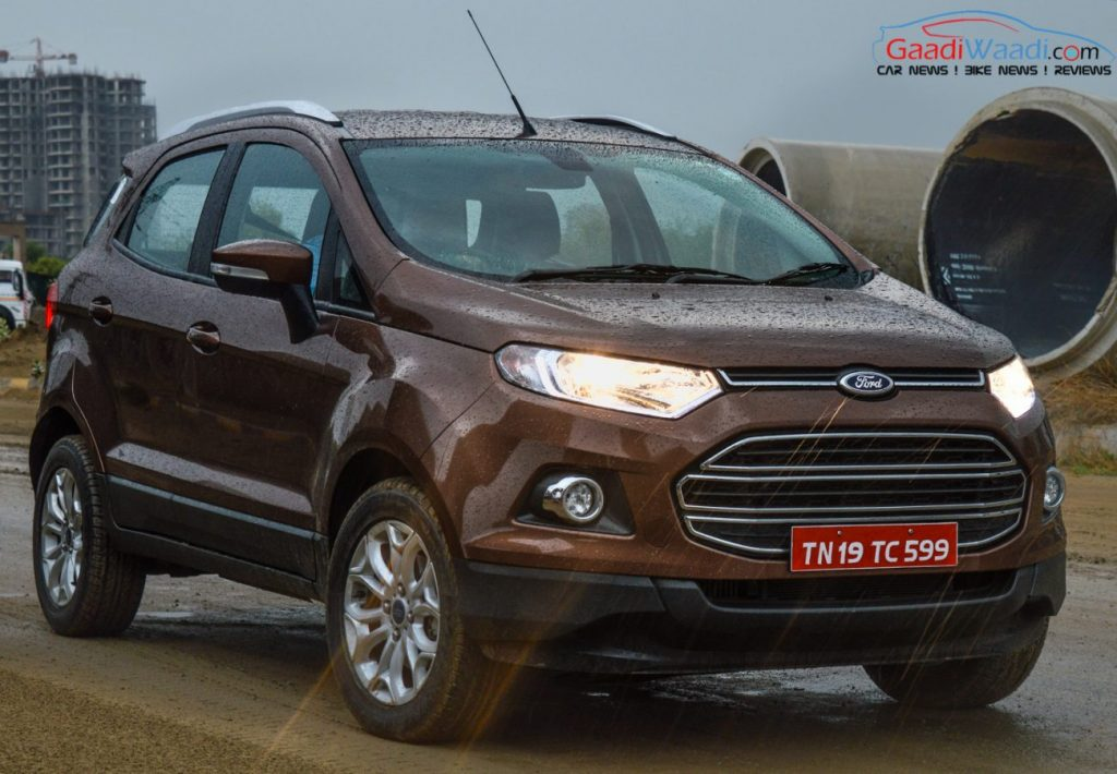 ford ecosport facelift skipped sao paulo auto show debut. Black Bedroom Furniture Sets. Home Design Ideas