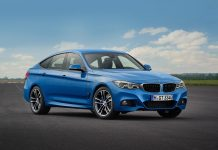 2017 BMW 3-Series Gran Turismo Facelift 1