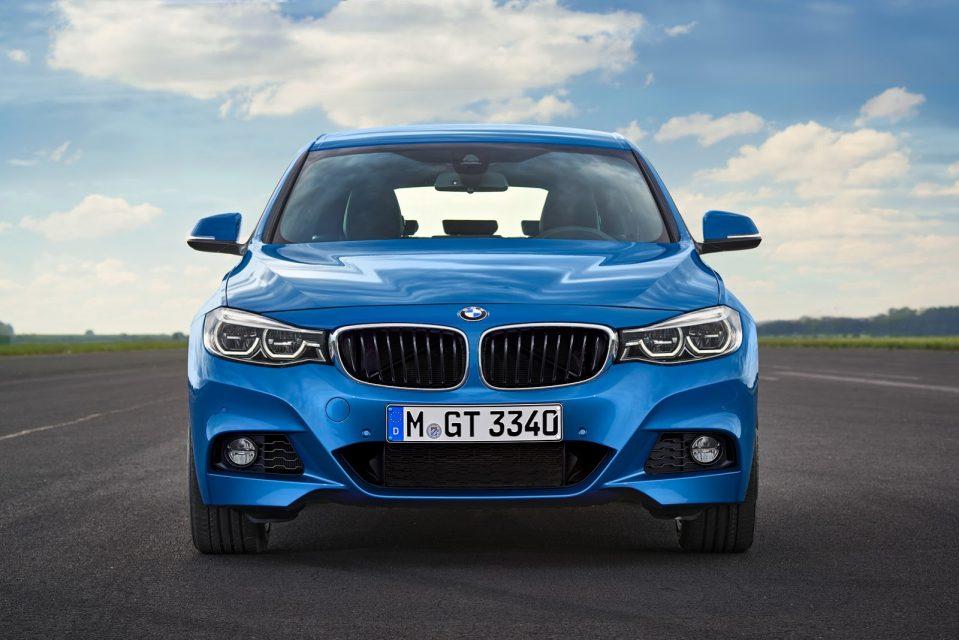 2017 BMW 3-Series Gran Turismo Facelift 2