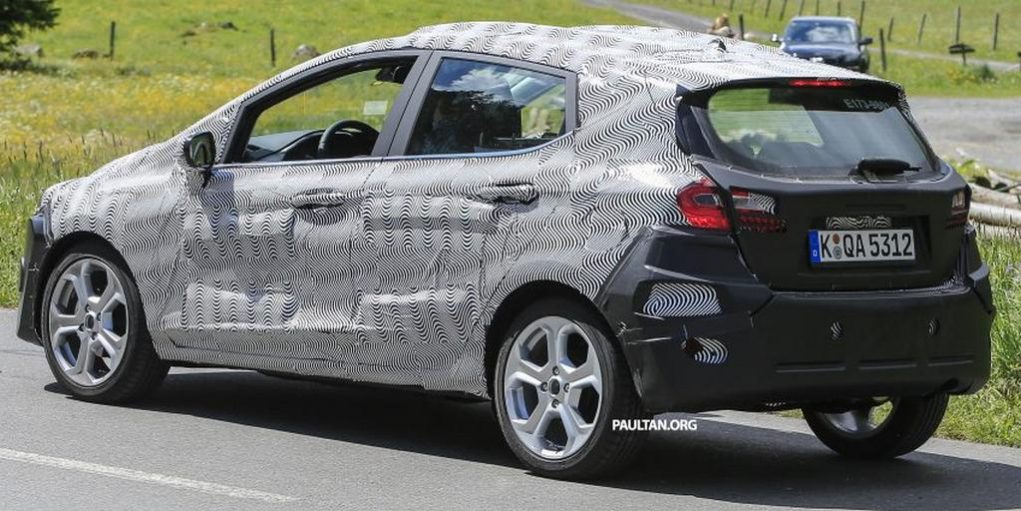 2020 Ford Fiesta Expected Price
