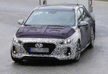 2017 Hyundai i30 spied 4