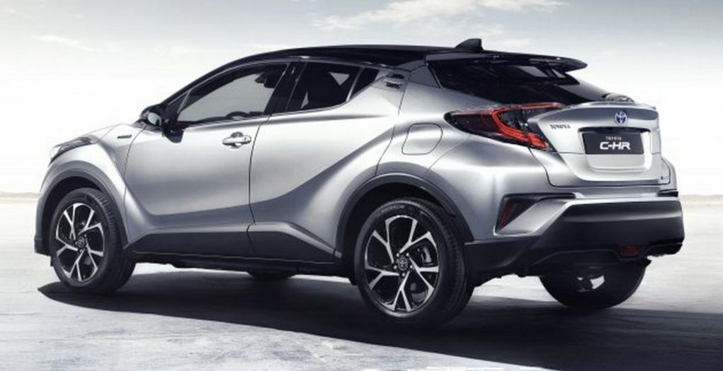 toyota hybrid sales in europe to increase with c hr crossover. Black Bedroom Furniture Sets. Home Design Ideas