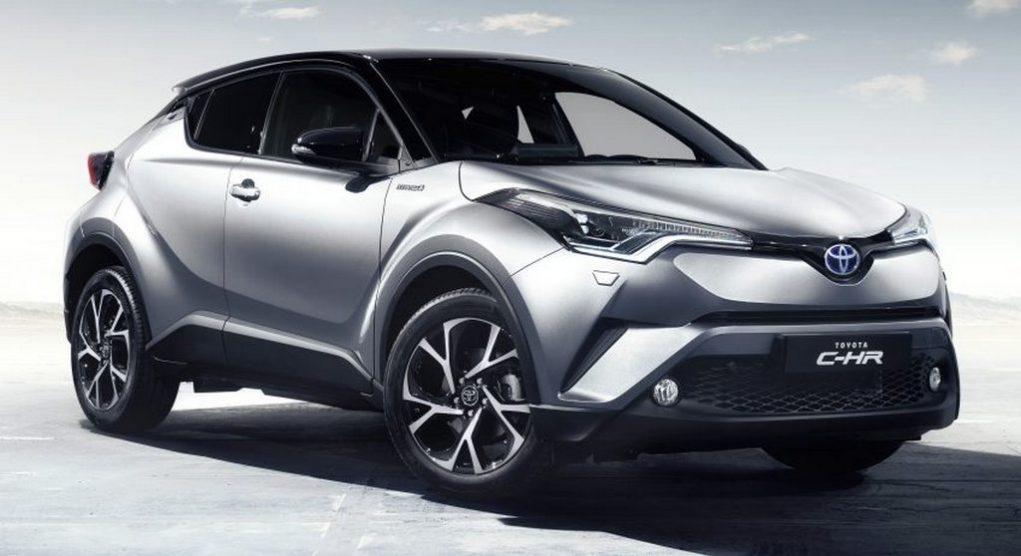 2017 Toyota C-HR 9