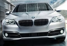 BMW 520i launched in India 2