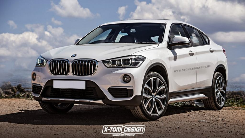 BMW X2 Launch at 2016 Paris Motor Show