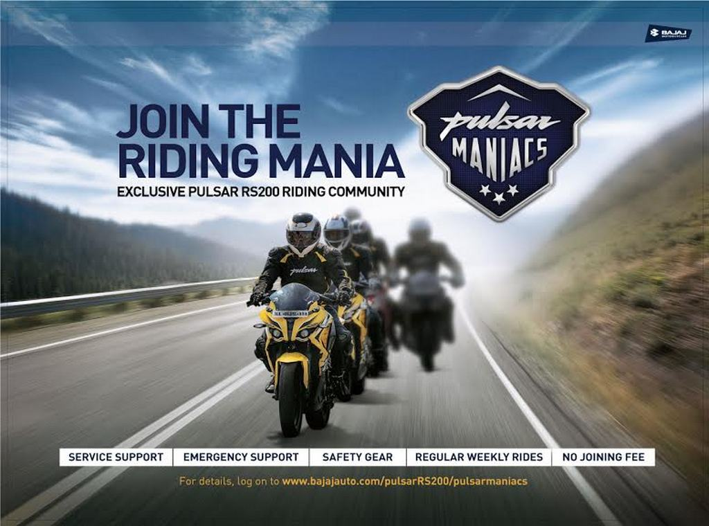 Bajaj Auto Launches Rider Communities for Pulsar and Avenger