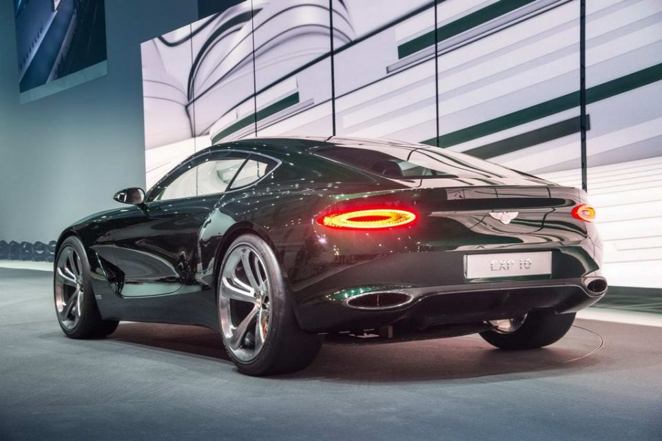 Bentley Barnato Two Seater Sportscar Could Arrive In 2019