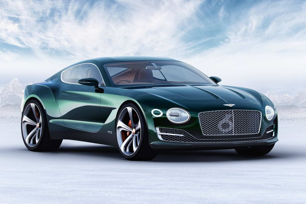Bentley Barnato Will Be Based On The EXP 10 Speed 6 Concept