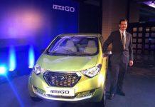 Datsun RediGO launched in India