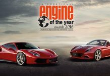 Ferrari Wins International Engine of the Year Award with the 3.9-litre Turbocharged V8 Motor