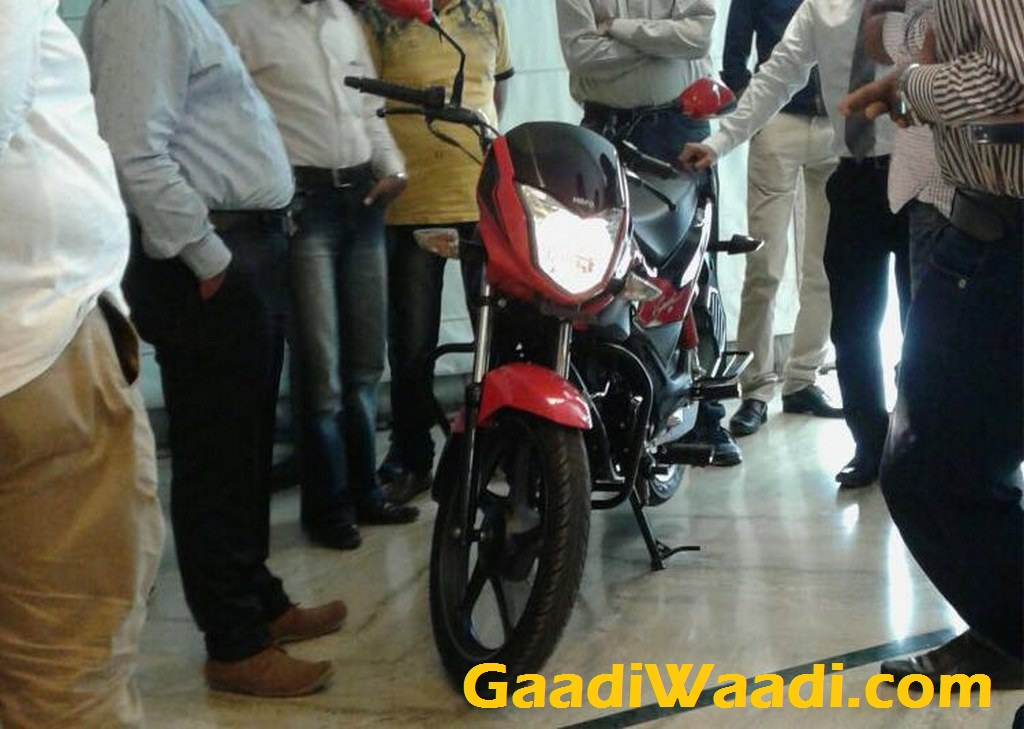 Hero 110 cc iSmart launch
