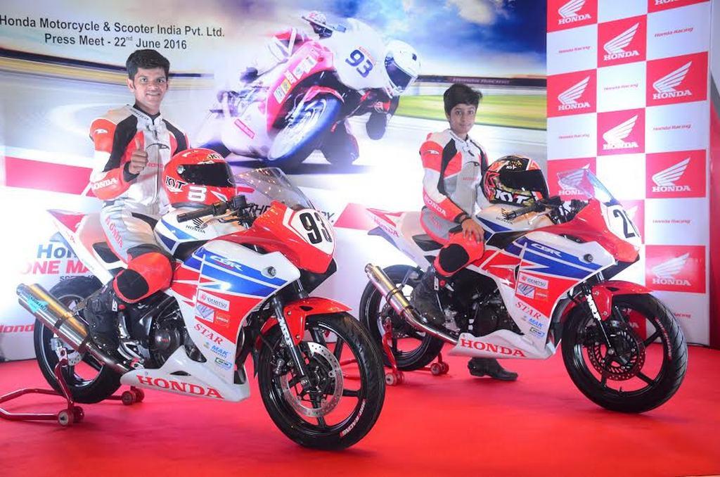 Honda 2016 motorsport calendar 1