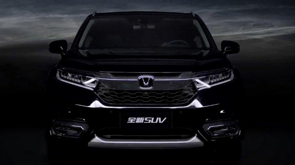 Honda Avancier SUV 2