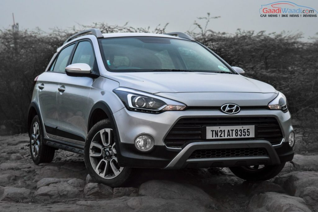 Hyundai I20 Active Review Amp Road Test Gaadiwaadi Com