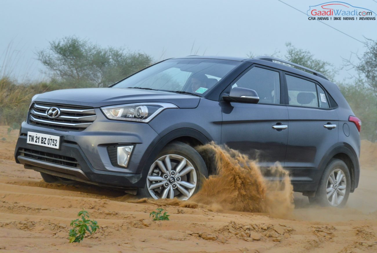 Hyundai Creta S Diesel Automatic Transmission Launched At