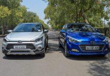Hyundai elite i20 vs i20 Active Comparison test-2