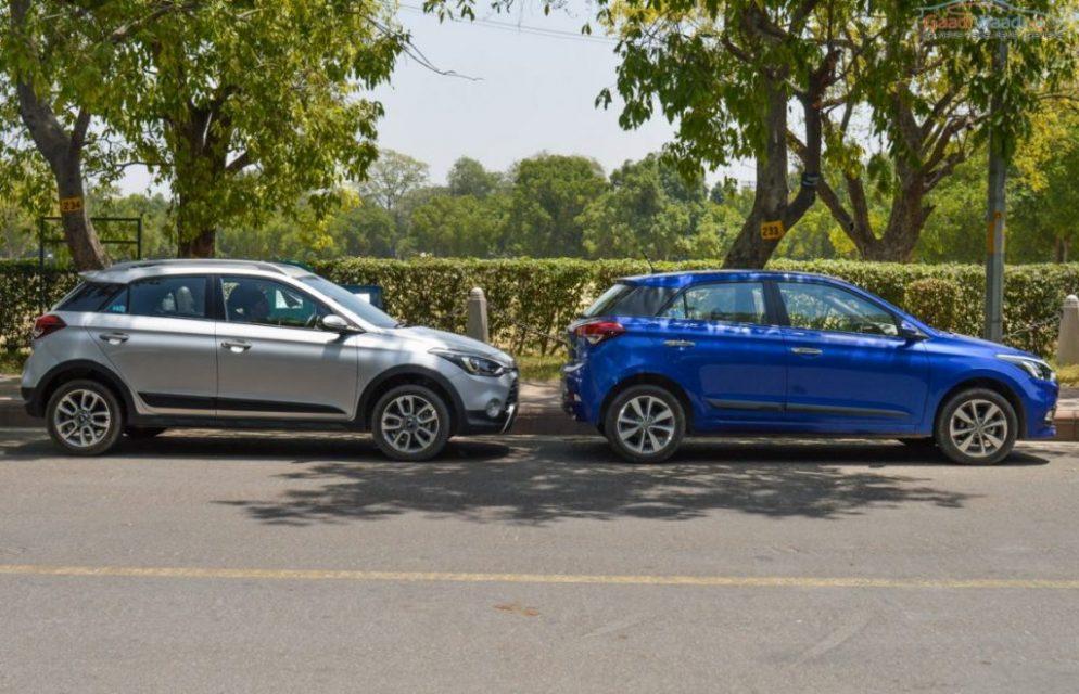 Hyundai elite i20 vs i20 Active Comparison test-6