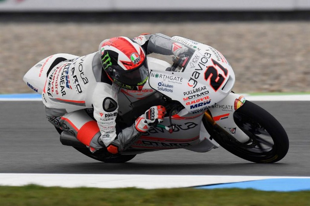 Mahindra Moto3 Team Takes Maiden Victory at 2016 Dutch Assen TT 1