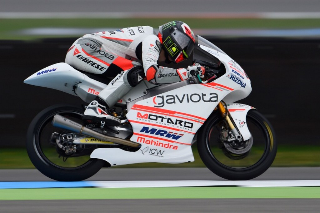 Mahindra Moto3 Team Takes Maiden Victory at 2016 Dutch Assen TT 2