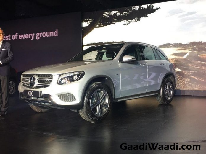Mercedes-Benz GLC Launched in India 1