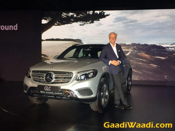 Mercedes-Benz GLC Launched in India 12