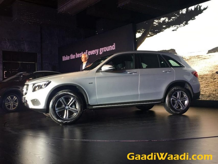 Mercedes-Benz GLC Launched in India
